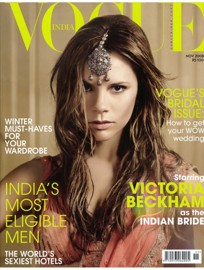 Published in Vogue India!