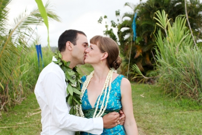 Nikki & Dave's Big Island (Hawaii) Wedding