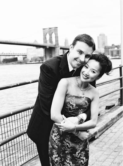 Sara & Trevor's April Wedding, Part I