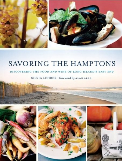 Savoring the Hamptons Cookbook