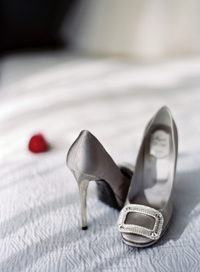 Silver and Grey (and Rose)