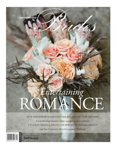 Published in San Francisco Brides Magazine
