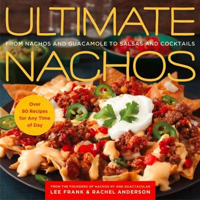 Ultimate Nachos Cookbook Photography