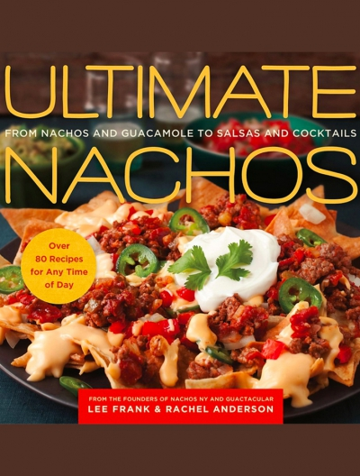 Published! Ultimate Nachos Cookbook