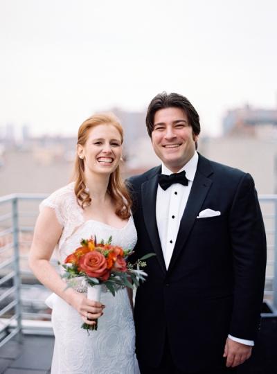 Dana + Stuart's Angel Orensanz Wedding