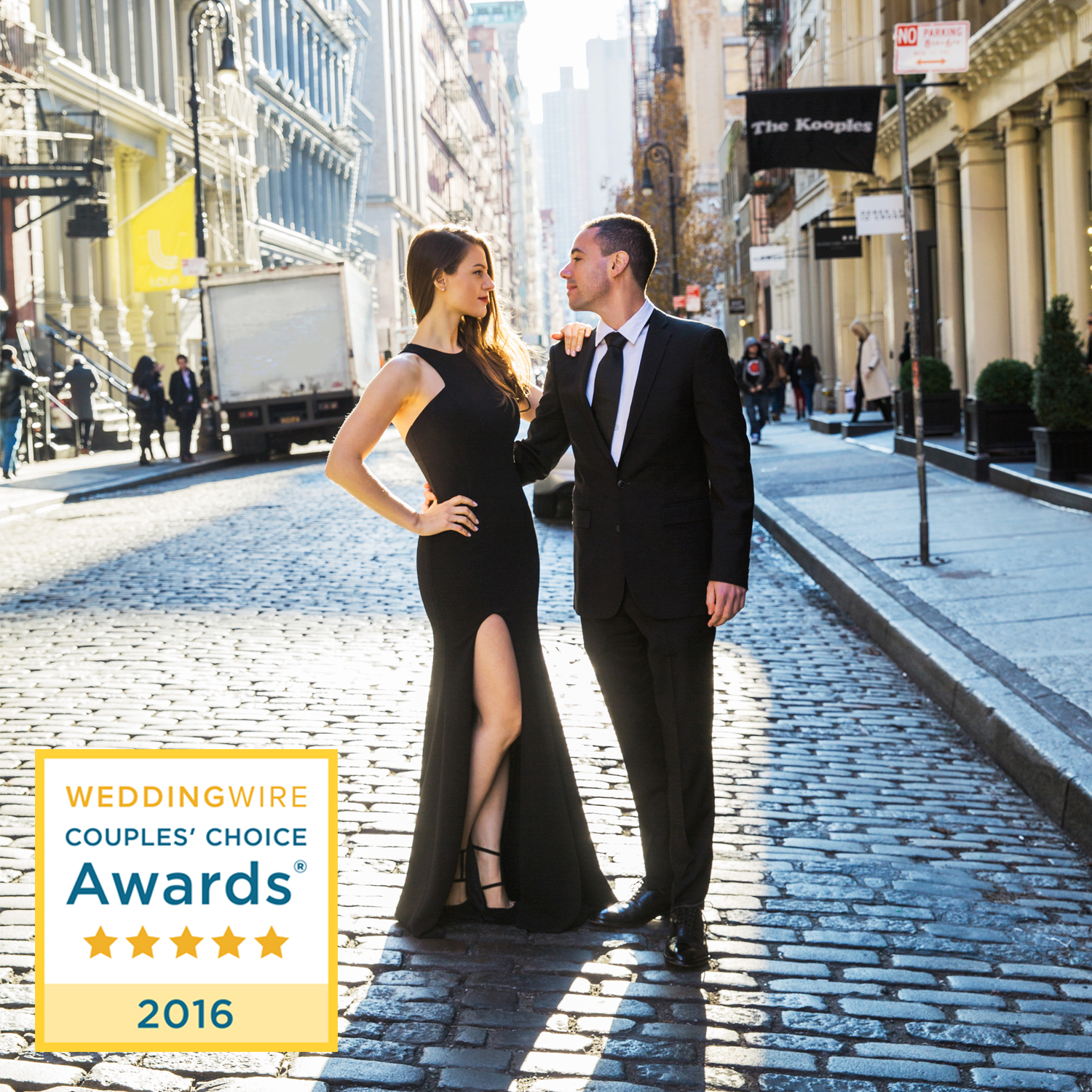 Karen Wise - WeddingWire Couples' Choice Award for 2016