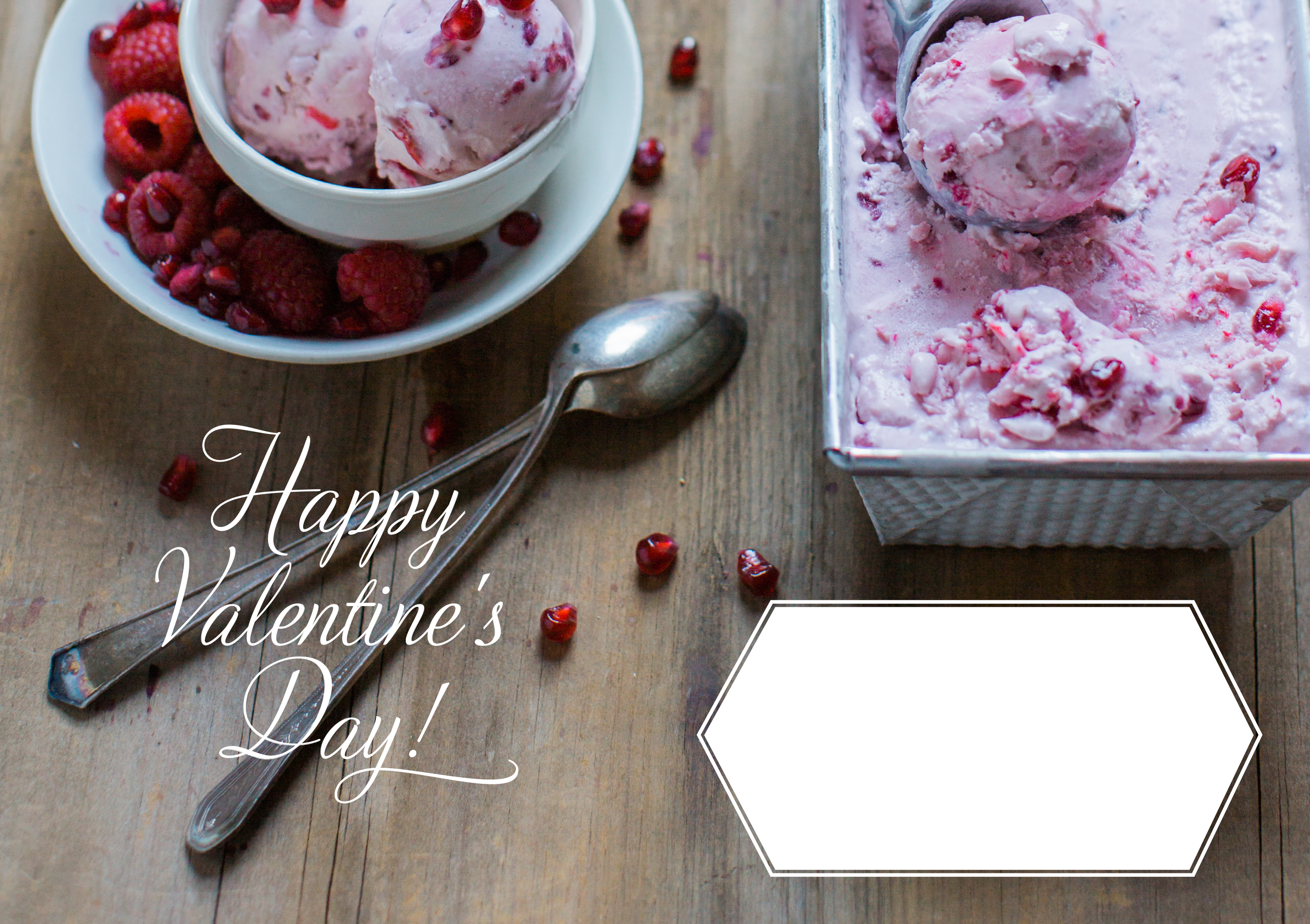 Food Photography Valentines Promo