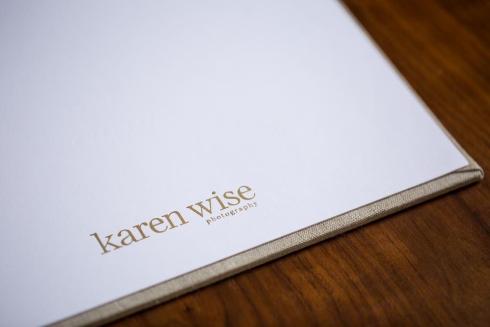 Karen Wise Wedding Albums