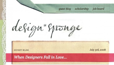 """When Designers Fall in Love"""