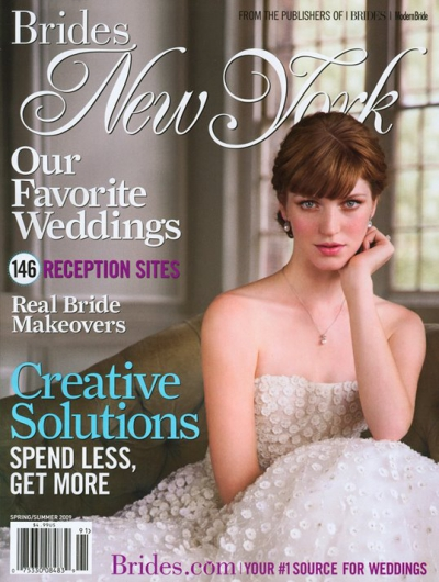 Featured in Brides New York