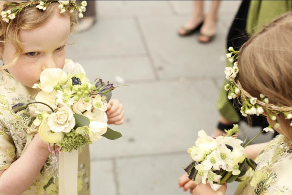 Karen Wise Brooklyn Botanic Garden Wedding in Spring