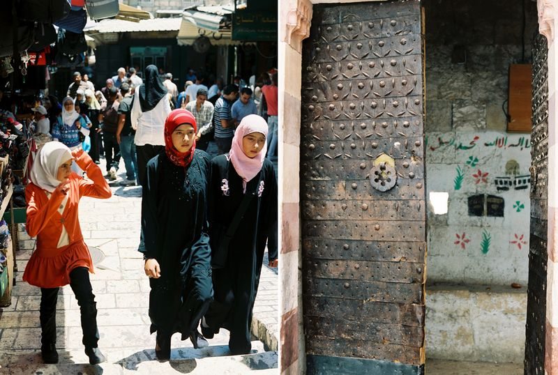 KarenWise-OldJerusalemGirlsDoor