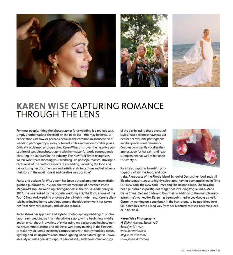 KarenWise_GlobalVisionMagazine1