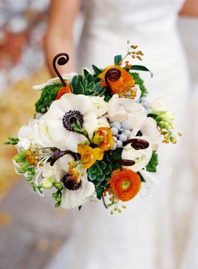 Image of the Month: Bouquet at the Foundry