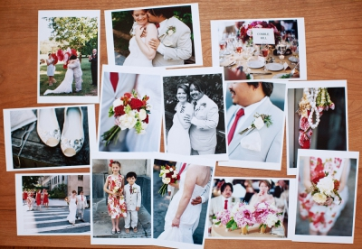 Amy + Siwat – Prints on my Table