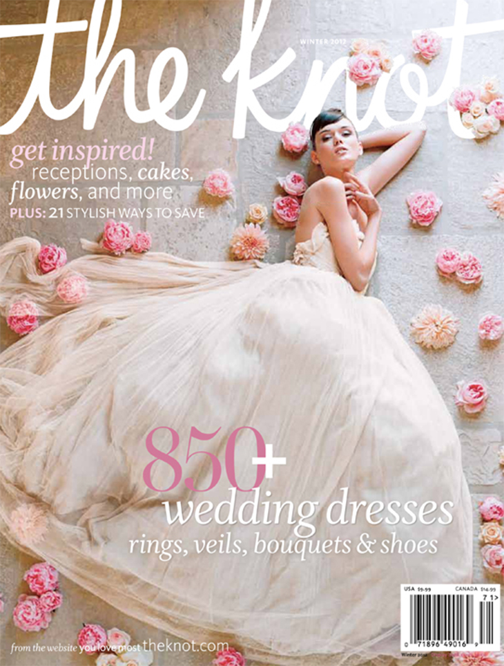 KarenWise-TheKnot2012Winter-Cover