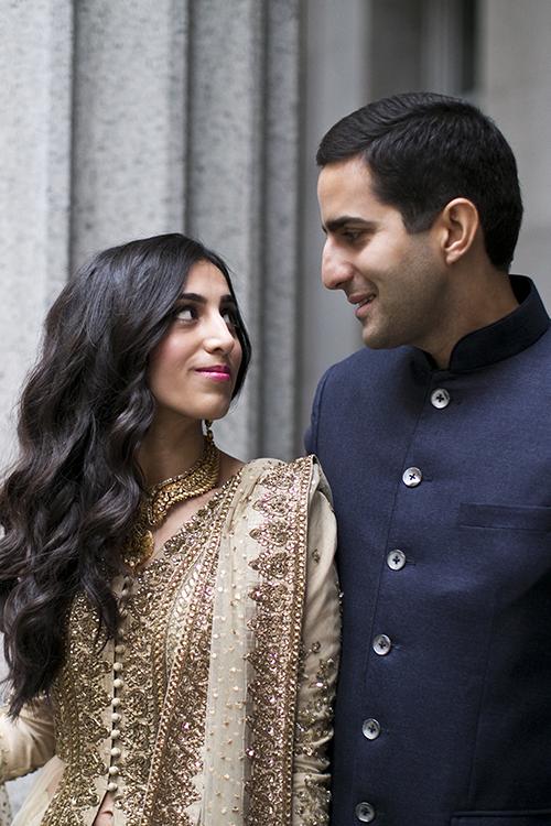 Anjali + Krishna – New York, NY
