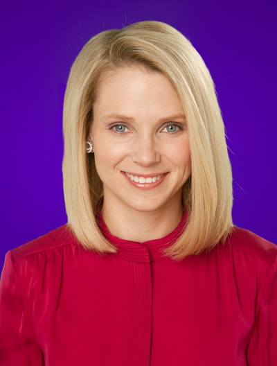 Marissa Mayer Headshot