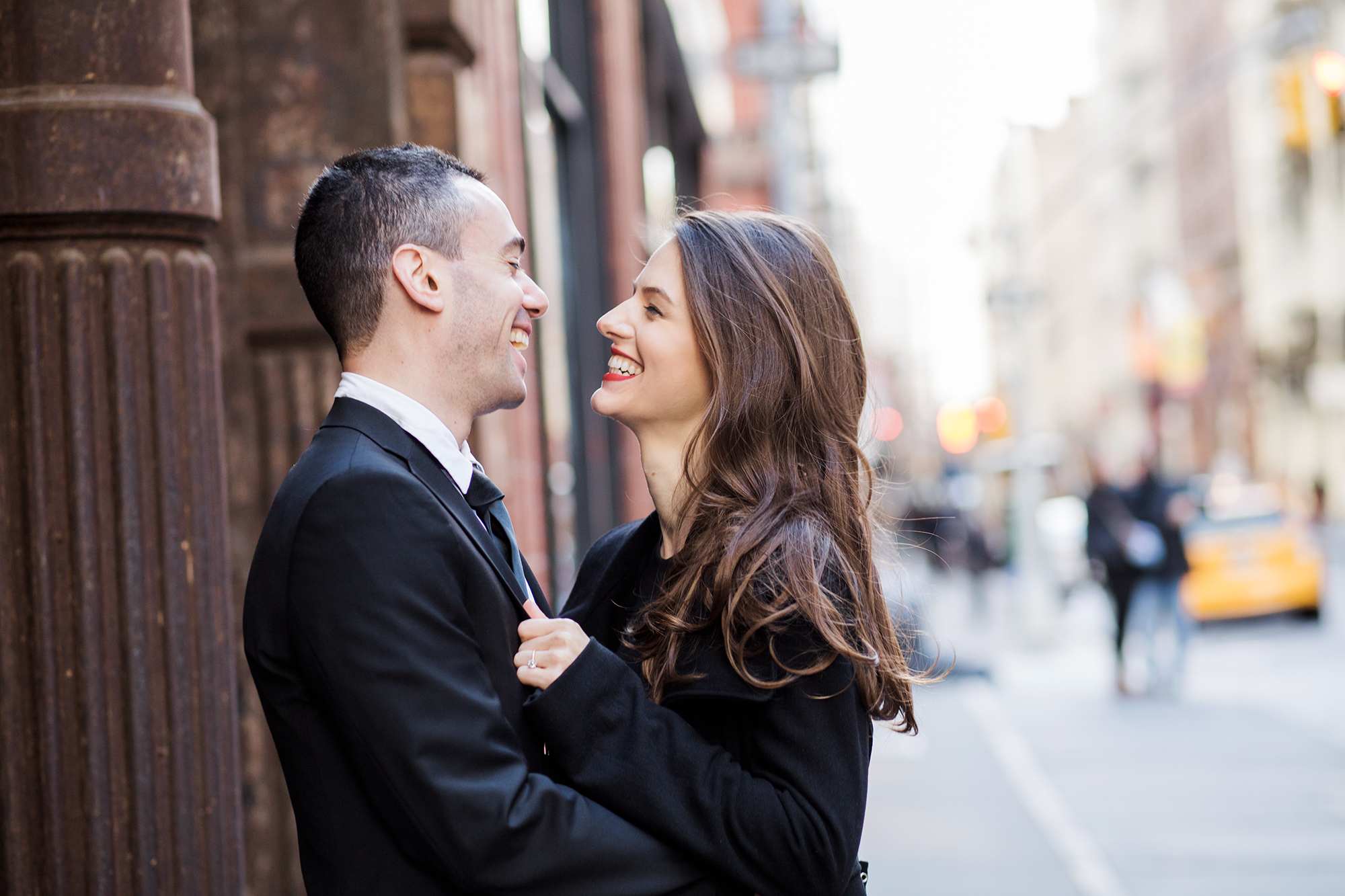 Manhattan Engagement Session