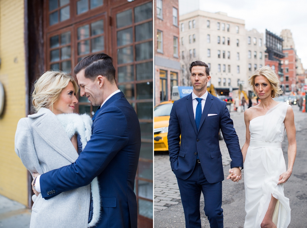 Karen Wise - New York City Hall Wedding