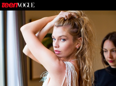 Stella Maxwell, H&M, Met Gala and Teen Vogue