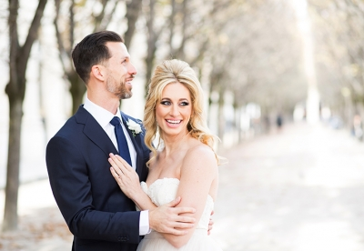 Mia and Sean's Paris Wedding