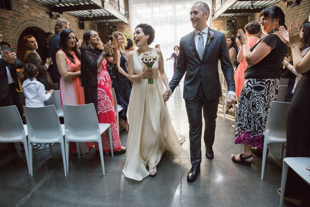 Summer Foundry Wedding