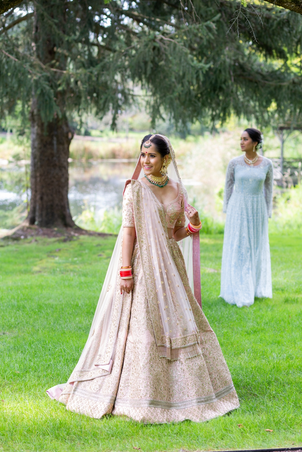 Indian Wedding at Pleasantdale Chateau