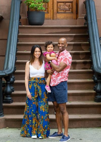 Brooklyn Stoop Portraits this Summer