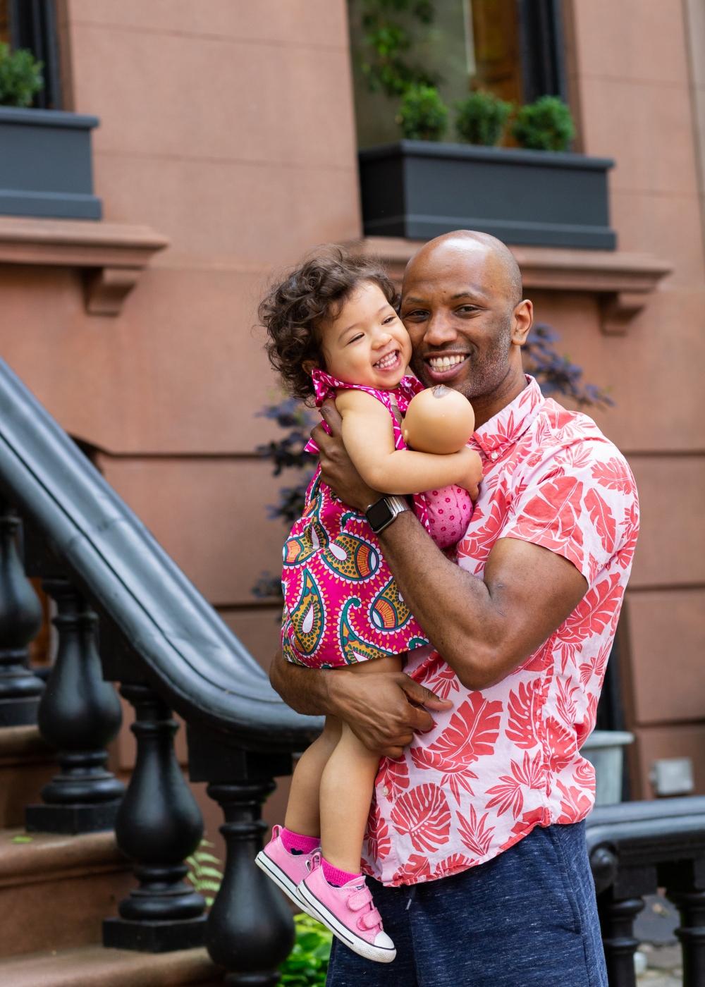 Brooklyn Stoop Portraits