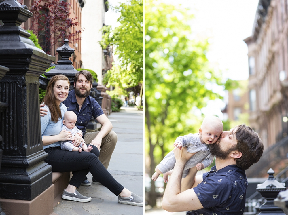 Brooklyn Stoop Portraits - Fathers Day