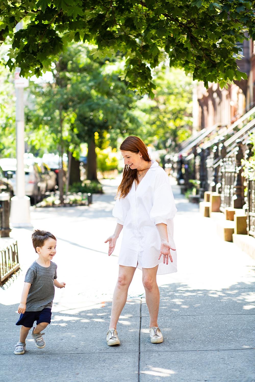 Karen Wise - Brooklyn Stoop Portraits